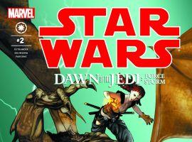 Star Wars: Dawn Of The Jedi - Force Storm (2012) #2
