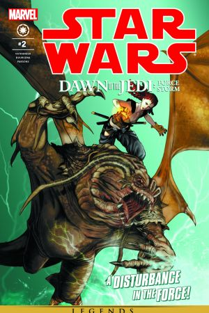 Star Wars: Dawn of the Jedi - Force Storm #2