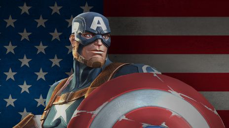 Marvel Contest of Champions: WWII Cap