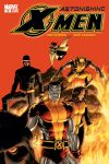 ASTONISHING X-MEN (2004) #13 Cover