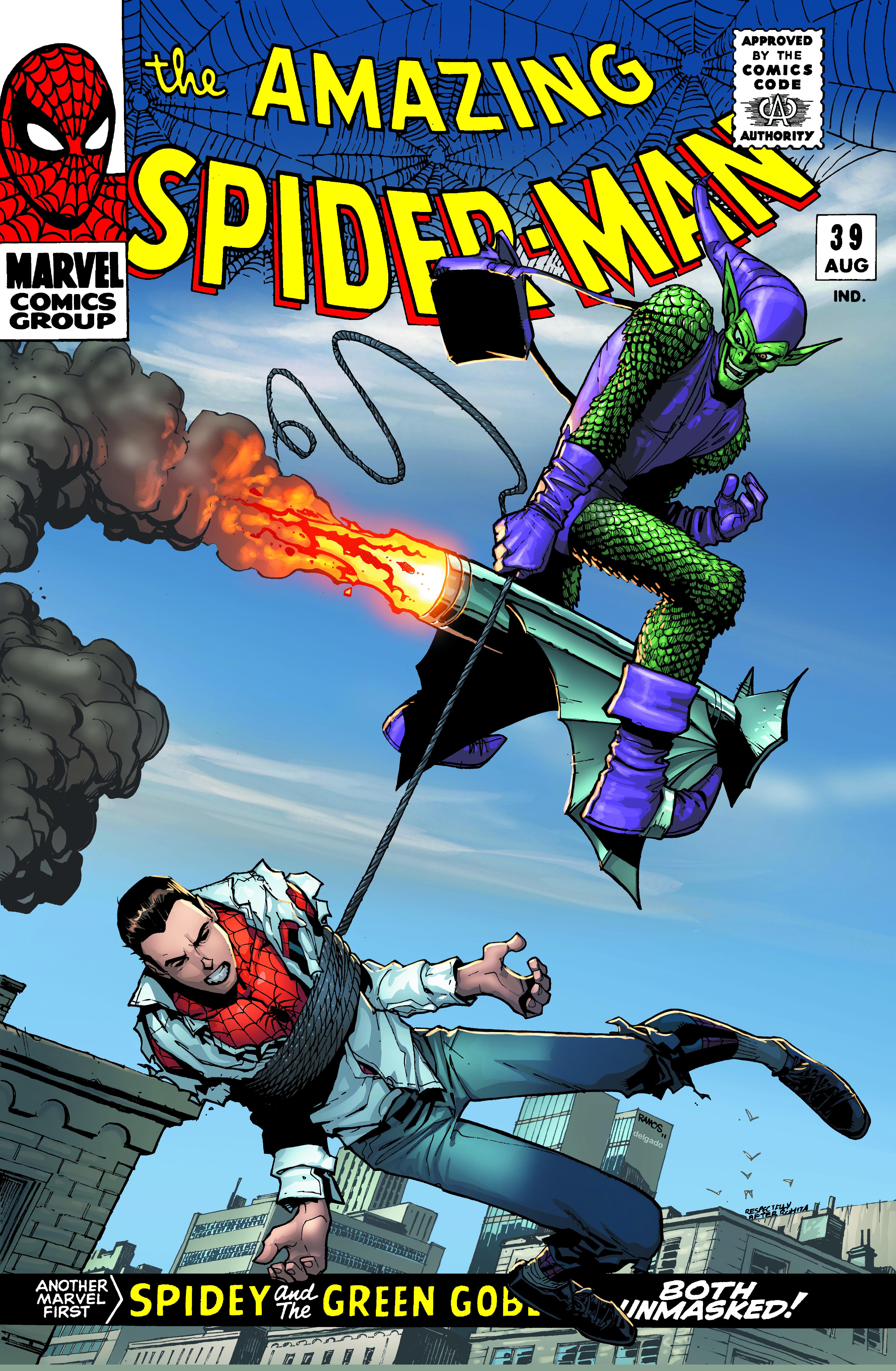 The Amazing Spider-Man Omnibus Vol. 2 (Hardcover)