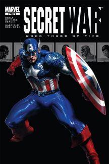 Secret War (2004) #3