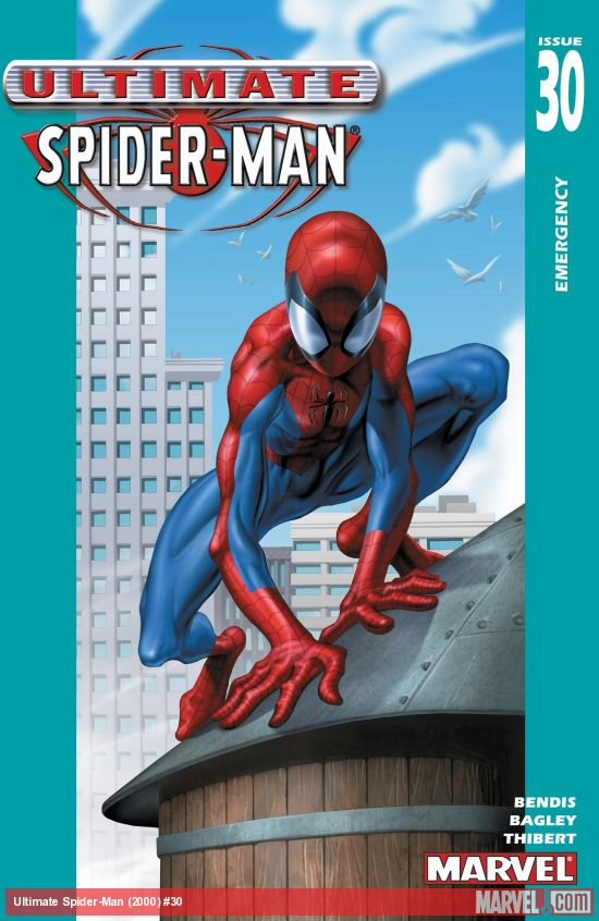 Ultimate Spider-Man (2000) #30