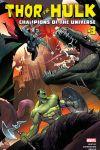 Thor & Hulk: CMX Digital Comic (2017) #3