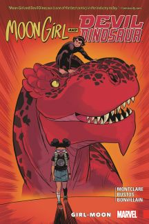 Moon Girl and Devil Dinosaur Vol. 4: Girl-Moon (Trade Paperback)