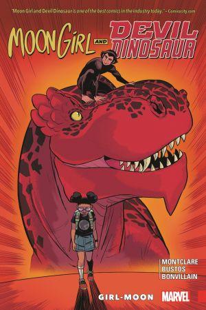 Moon Girl and Devil Dinosaur Vol. 4: Girl-Moon (Trade Paperback)