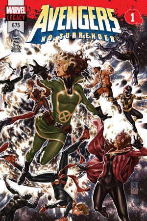 Avengers (2016) #675