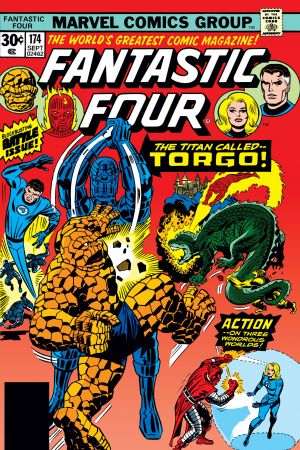 Fantastic Four (1961) #174
