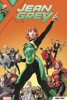 Jean Grey Vol. 2: Final Fight (Trade Paperback)