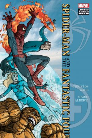 Spider-Man/Fantastic Four #1