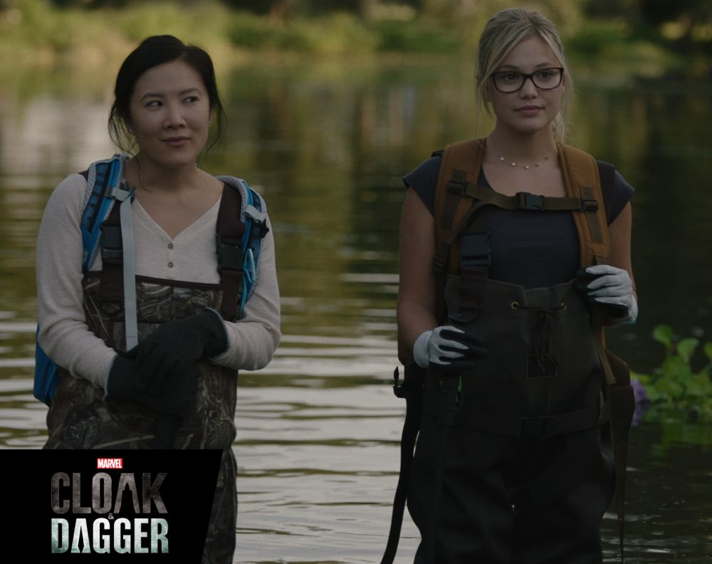 Ally Maki Discusses Her New Character on 'Marvel's Cloak & Dagger'
