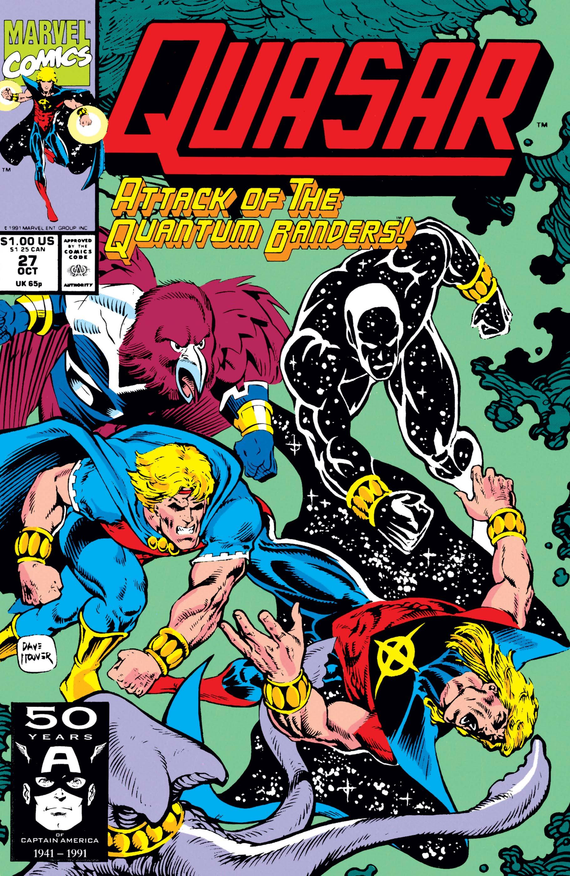 Quasar (1989) #27