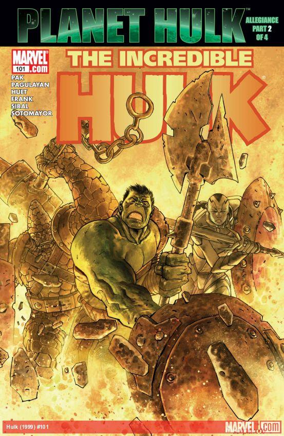 Hulk (1999) #101