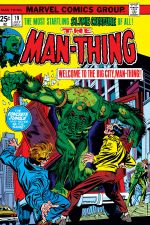 Man-Thing (1974) #19 cover