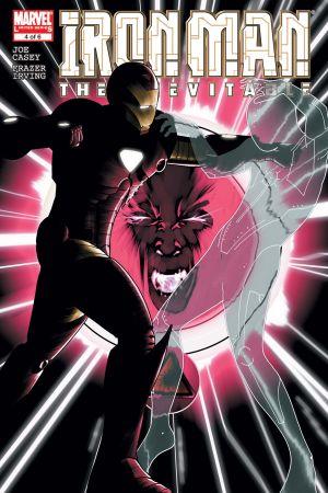 Iron Man: Inevitable (2005) #4