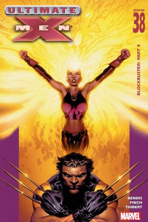 Ultimate X-Men (2000) #38