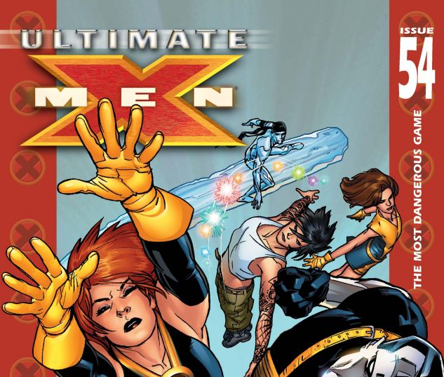 ULTIMATE X-MEN (2000) #54