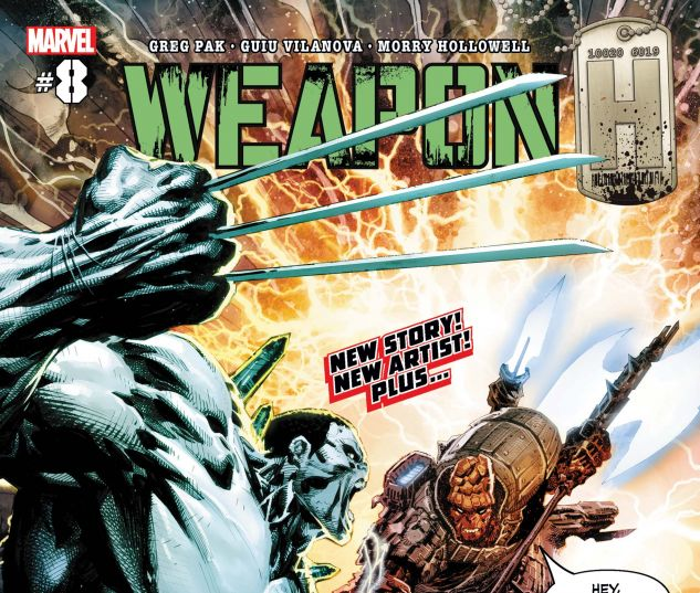Weapon H (2018) #8