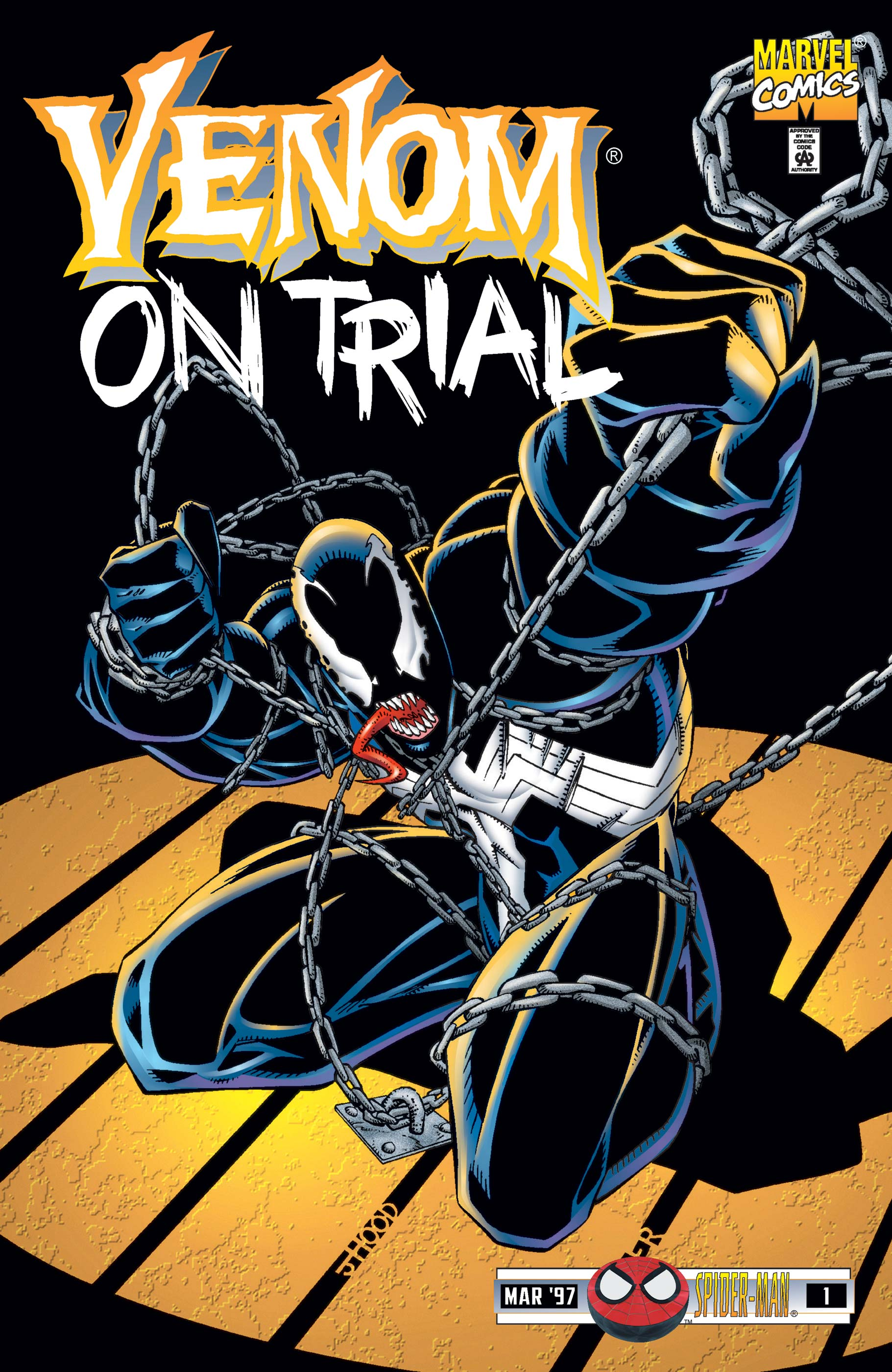 Venom: On Trial (1997) #1