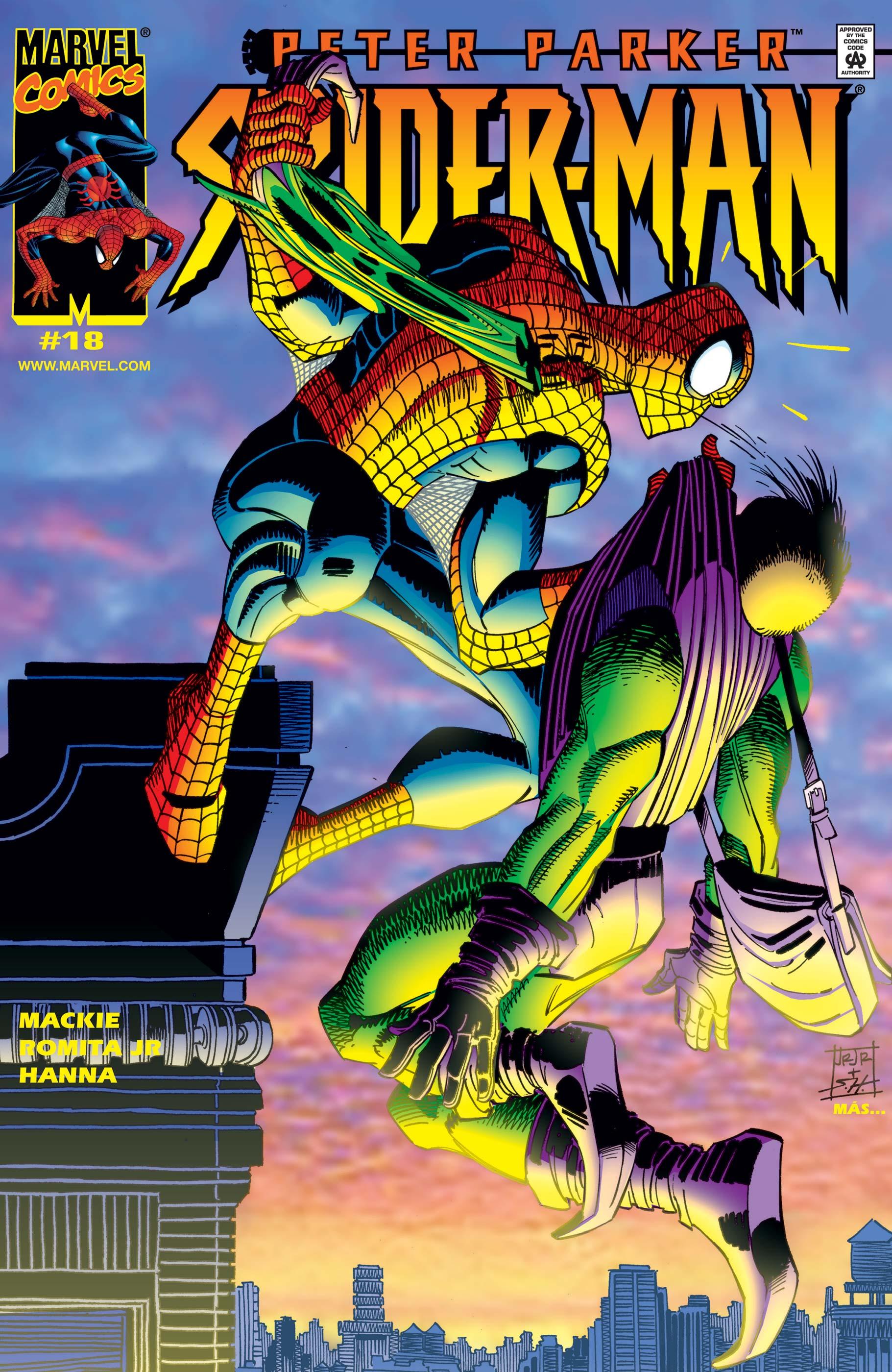 Peter Parker: Spider-Man (1999) #18