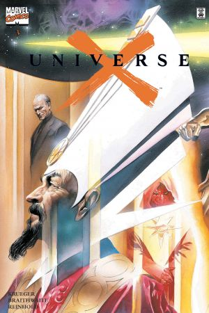 Universe X (2000) #3