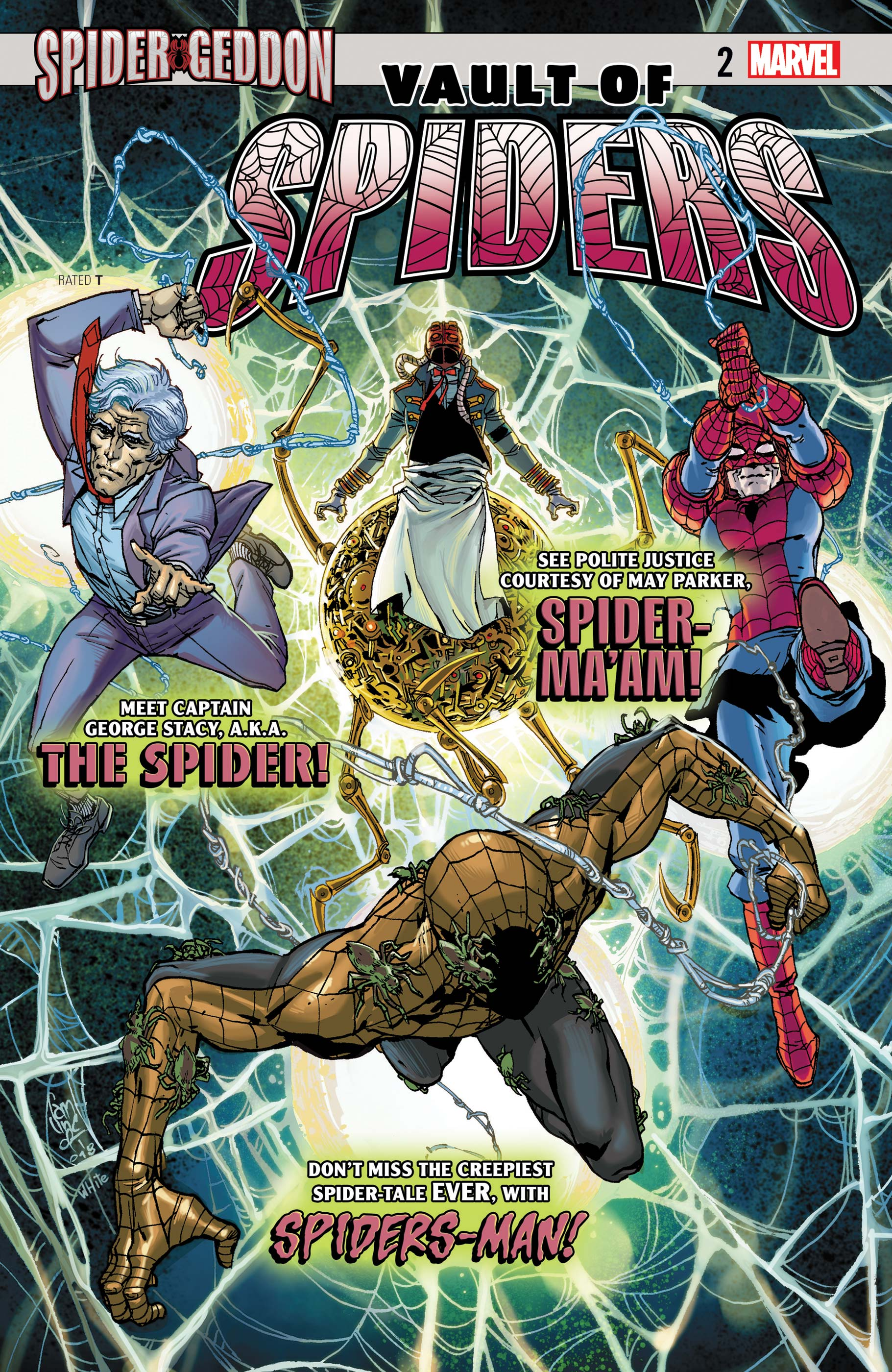 Vault of Spiders (2018) #2