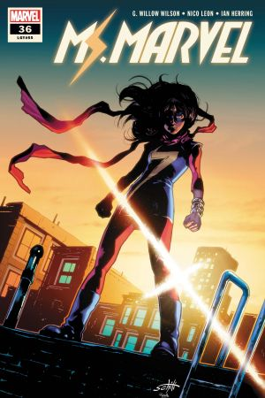 Ms. Marvel (2015) #36