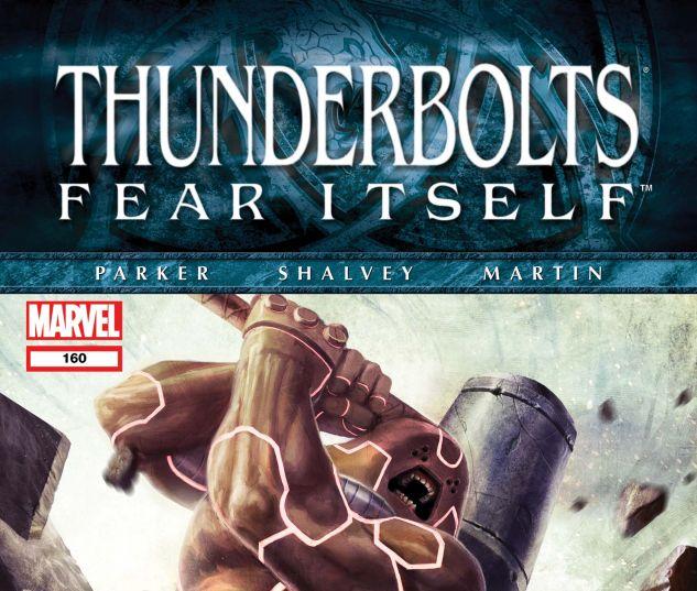 THUNDERBOLTS (2006) #160