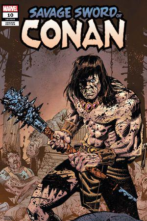 Savage Sword of Conan (2019) #10 (Variant)
