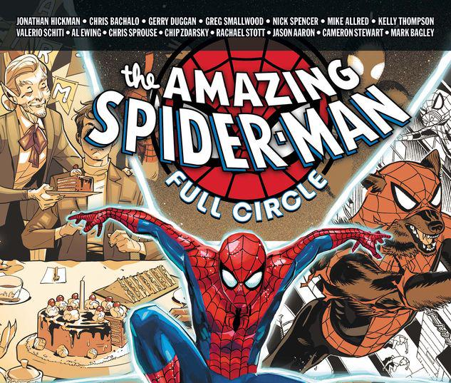 AMAZING SPIDER-MAN: FULL CIRCLE 1 #1