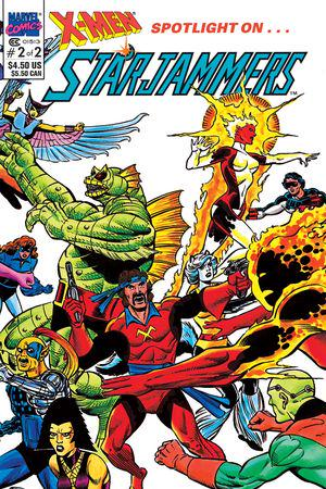 X-Men: Spotlight on Starjammers #2