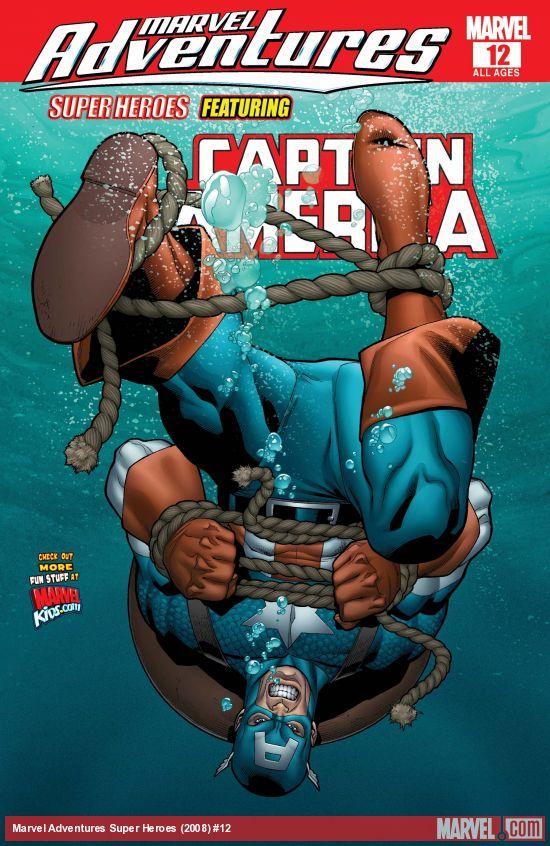 Marvel Adventures Super Heroes (2008) #12