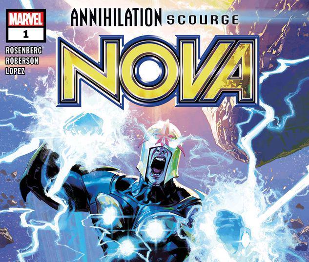 ANNIHILATION - SCOURGE: NOVA 1 #1