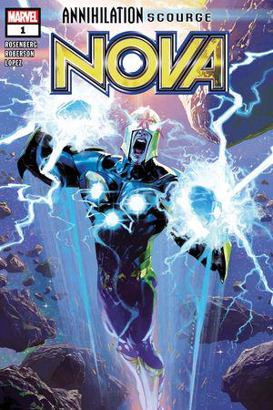 Annihilation - Scourge: Nova #1