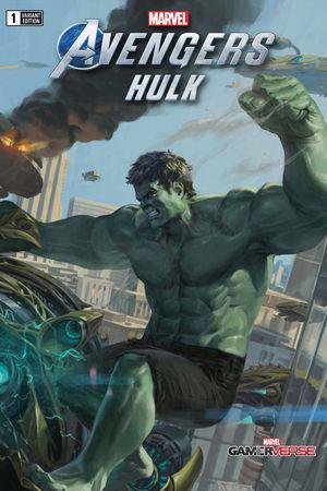 Marvel's Avengers: Hulk (2020) #1 (Variant)