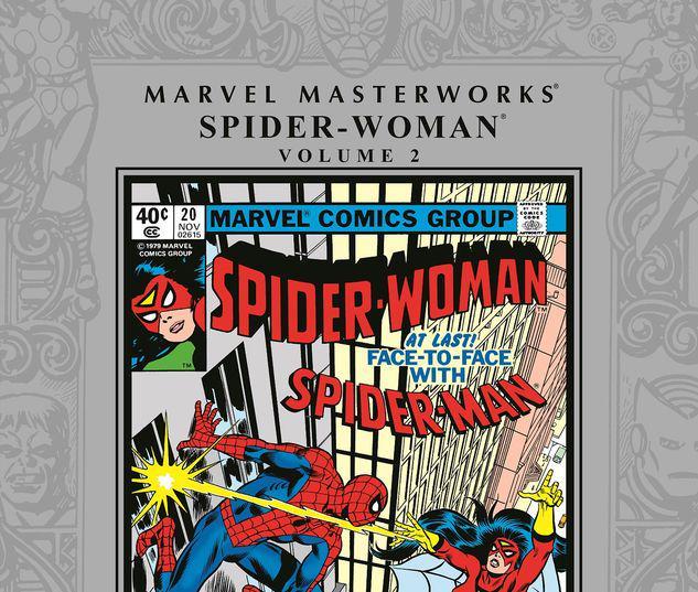 MARVEL MASTERWORKS: SPIDER-WOMAN VOL. 2 HC #2