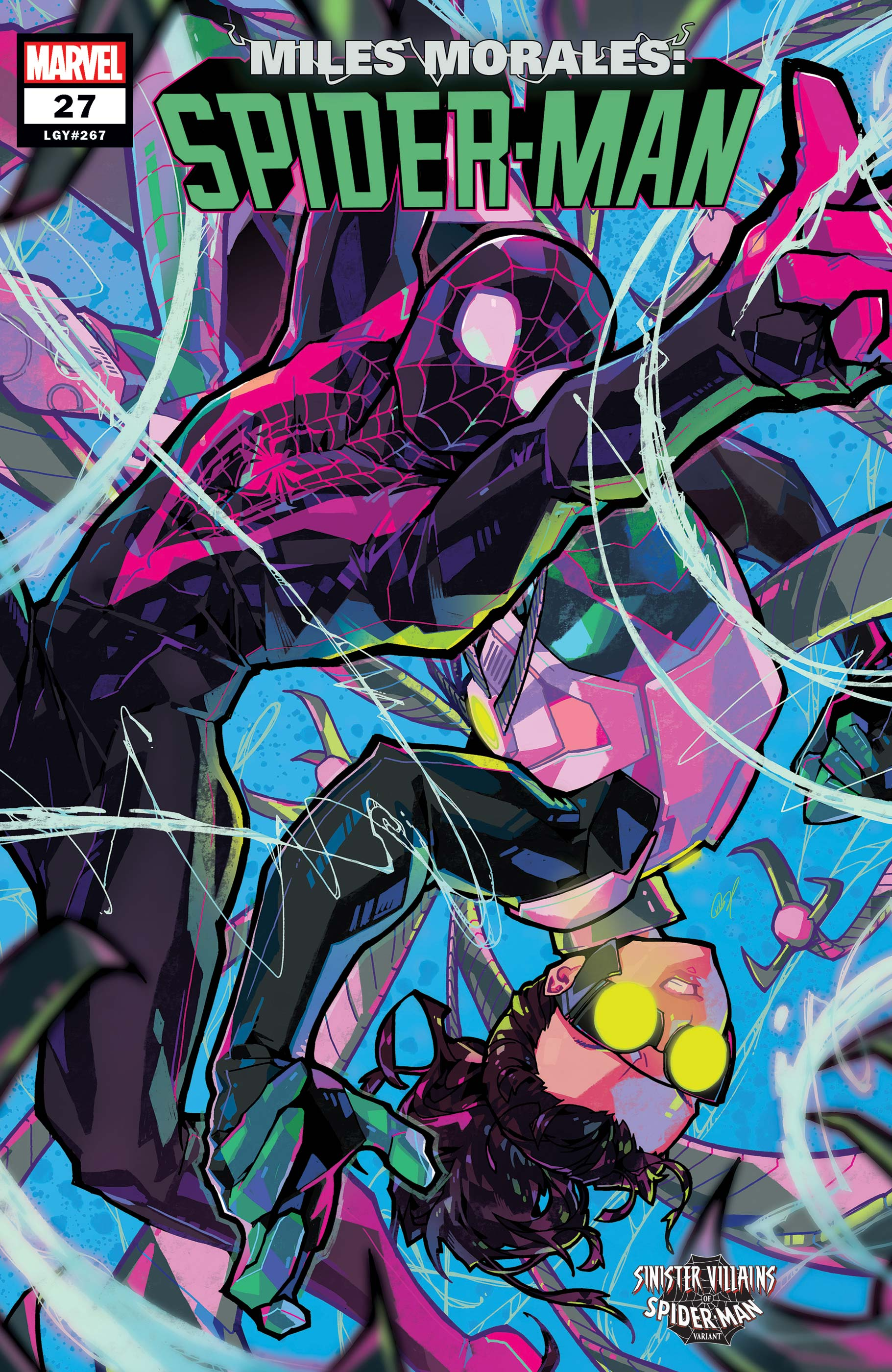 Miles Morales: Spider-Man (2018) #27 (Variant)