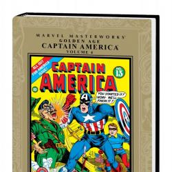 Marvel Masterworks: Golden Age Captain America Vol. 4