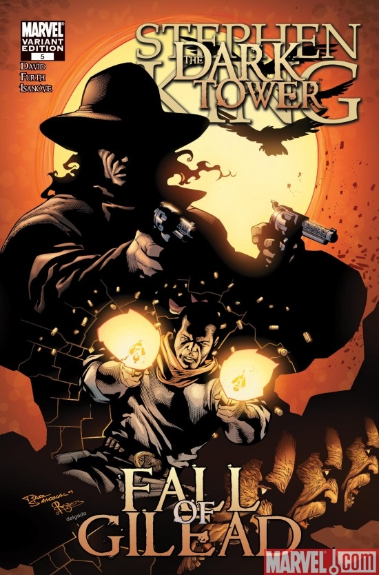 Dark Tower: The Fall of Gilead (2009) #5