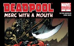 DEADPOOL: MERC WITH A MOUTH #2 (2ND PRINTING VARIANT)