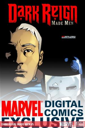 Dark Reign: Made Men - Spymaster #5