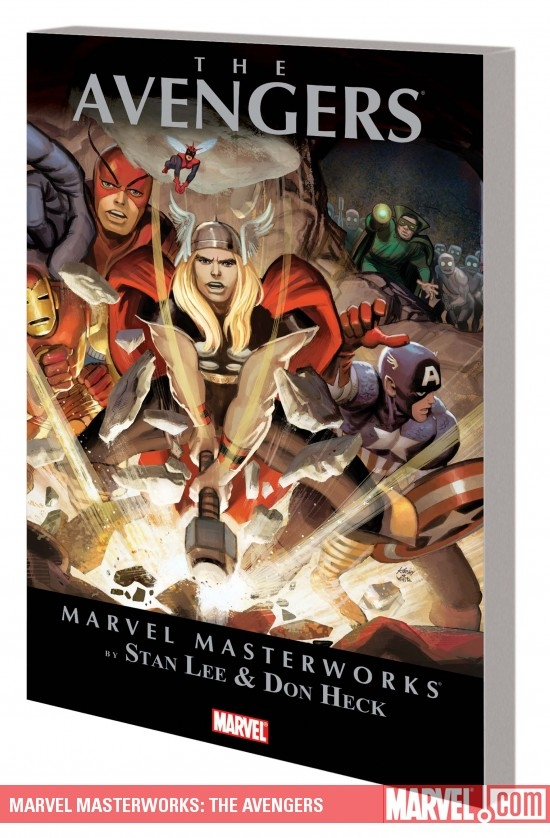 MARVEL MASTERWORKS: THE AVENGERS VOL. 3 HC (Trade Paperback)