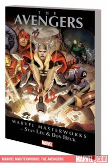 Marvel Masterworks: The Avengers Vol. 2 (Trade Paperback)