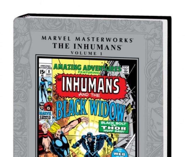 MARVEL MASTERWORKS: THE INHUMANS