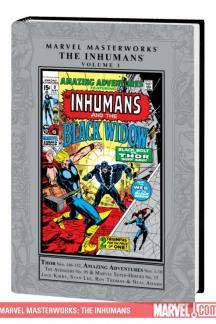 Marvel Masterworks: The Inhumans Vol. 1 (Hardcover)