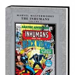 Marvel Masterworks: The Inhumans Vol. 1