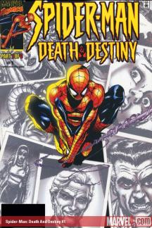 Spider-Man: Death and Destiny #1