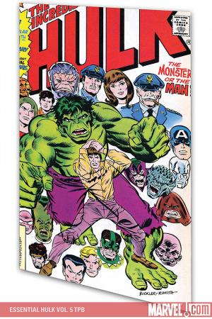 Essential Hulk Vol. 5 (Trade Paperback)