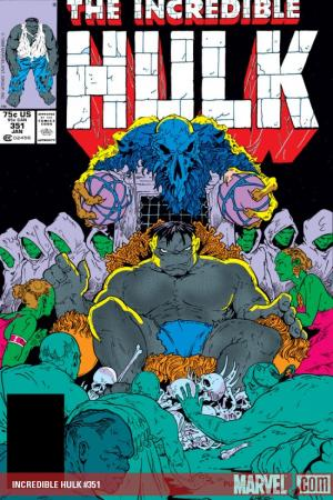 Incredible Hulk #351