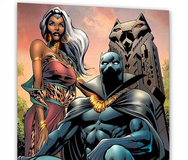 BLACK PANTHER: BACK TO AFRICA #0